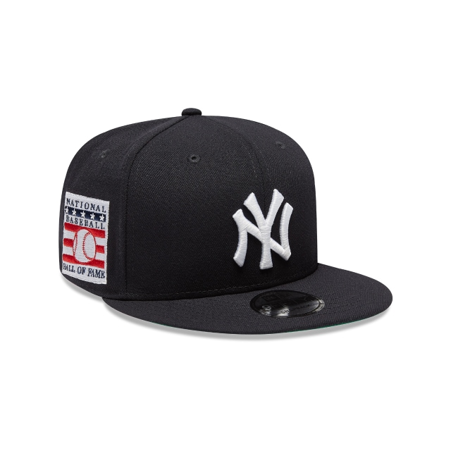 55372a0854867 Gorra De New York Yankees Hall Of Fame Yogi Berra 9fifty Snapback
