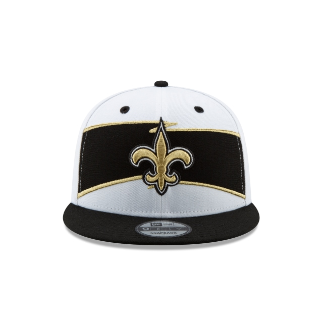 New Orleans Saints NFL Thanksgiving 2018  9Fifty Snapback Vista frontal