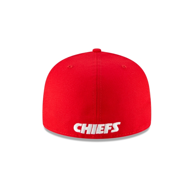 Kansas City Chiefs Nfl México Game 2018  59fifty Cerrada | Kansas City Chiefs Caps | New Era Cap