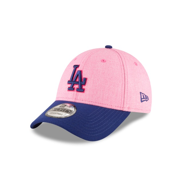 Los Angeles Dodgers Mlb Mother´s Day  9forty Strapback | Los Angeles Dodgers Caps | New Era Cap