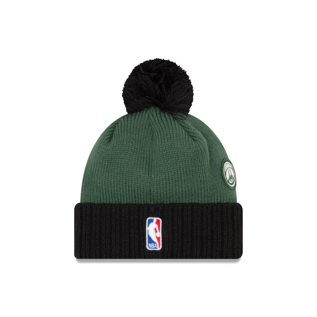 Milwaukee Bucks NBA Draft 2018 Knit Vista trasera