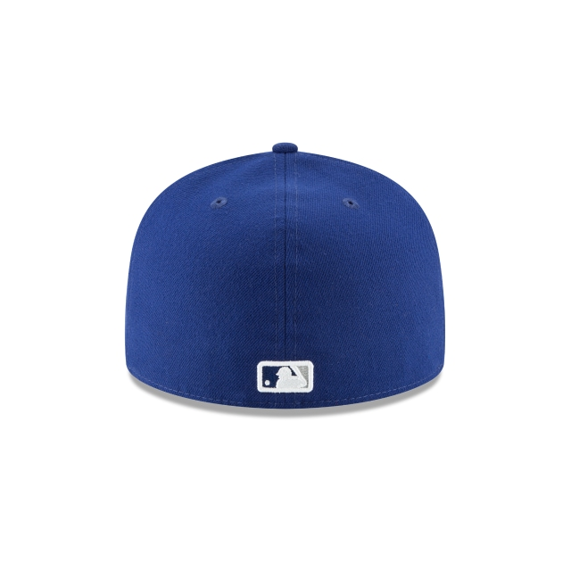 Los Angeles Dodgers Squad Twist 59Fifty Cerrada Vista trasera