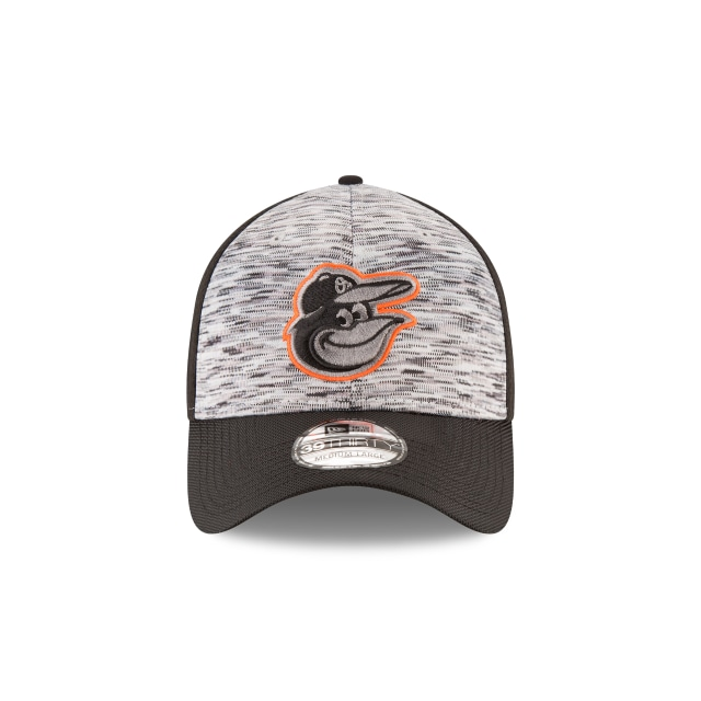 Baltimore Orioles Shadow Faded  39thirty Elástica | Baltimore Orioles Caps | New Era Cap