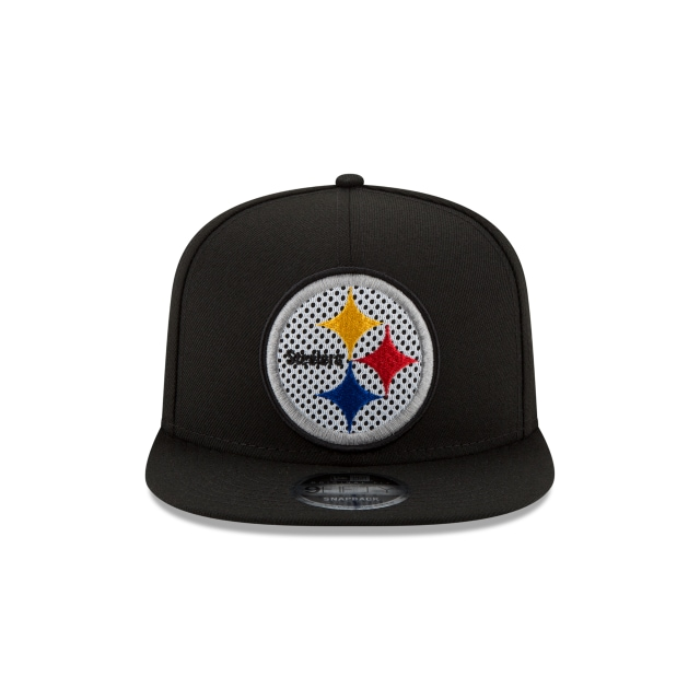 Pittsburgh Steelers Meshed Mix  9fifty Of Snapback | Pittsburgh Steelers Caps | New Era Cap