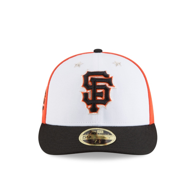 San Francisco Giants MLB All-Star Game 2018  59Fifty LP Cerrada Vista frontal