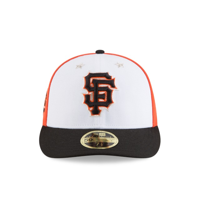 San Francisco Giants Mlb All-star Game 2018  59fifty Lp Cerrada | San Francisco Giants Caps | New Era Cap
