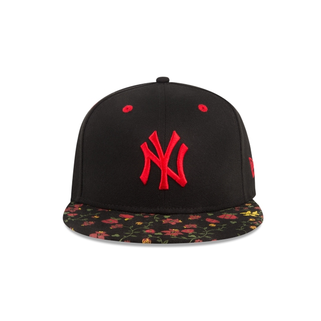 New York Yankees Phsycofloral  59fifty Cerrada | New York Yankees Caps | New Era Cap