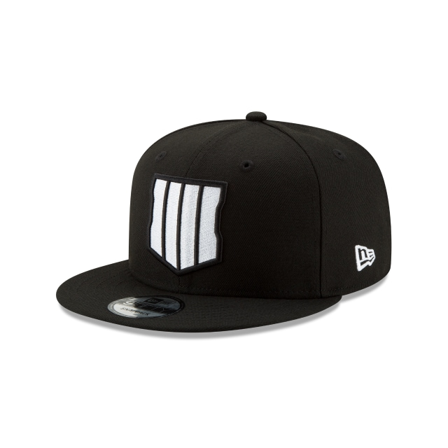 New Era Call of Duty  9Fifty Snapback Vista izquierda tres cuartos
