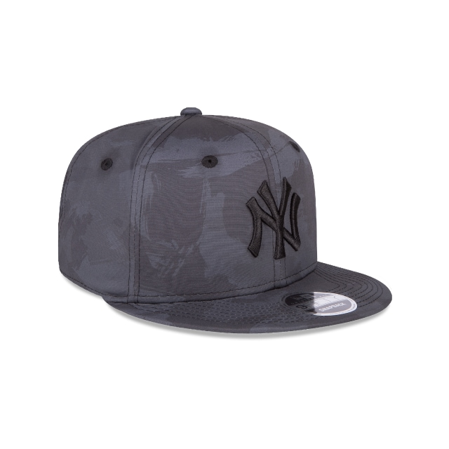 New York Yankees Camo Basics  9Fifty OF Snapback Vista derecha tres cuartos