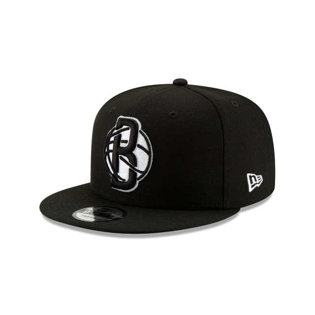 Brooklyn Nets Nba Back Half 2019  9fifty Snapback | New Era Cap