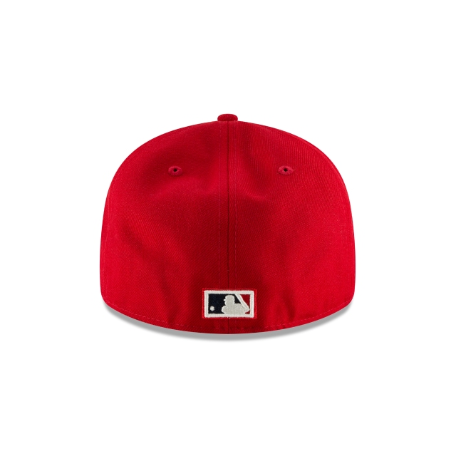 St. Louis Cardinals Injection Pack Vintage Stripe  59Fifty RC Cerrada Vista trasera