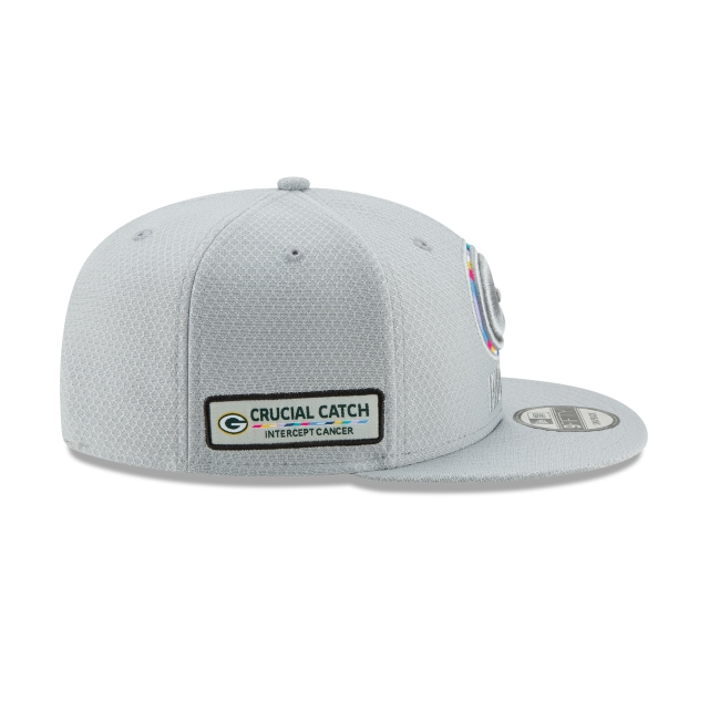 Green Bay Packers Nfl Crucial Catch 9fifty Snapback | Green Bay Packers Caps | New Era Cap