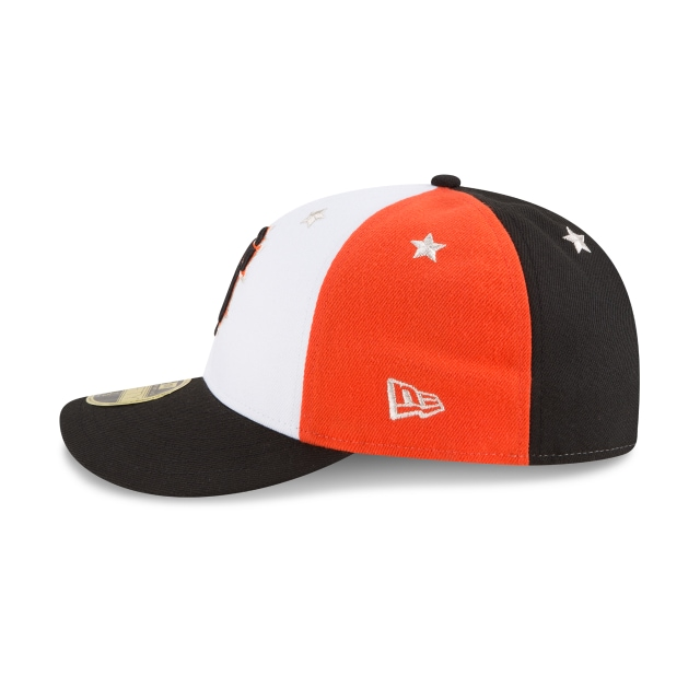 San Francisco Giants MLB All-Star Game 2018  59Fifty LP Cerrada Vista izquierda