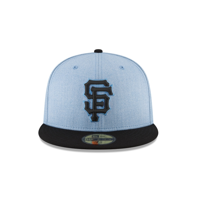 San Francisco Giants Father´s Day 18 59Fifty Cerrada Vista frontal