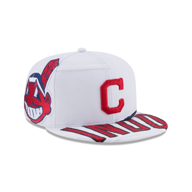 Cleveland Indians De Francisco Lindor Authentic Jersey  9fifty Snapback | Cleveland Indians Caps | New Era Cap