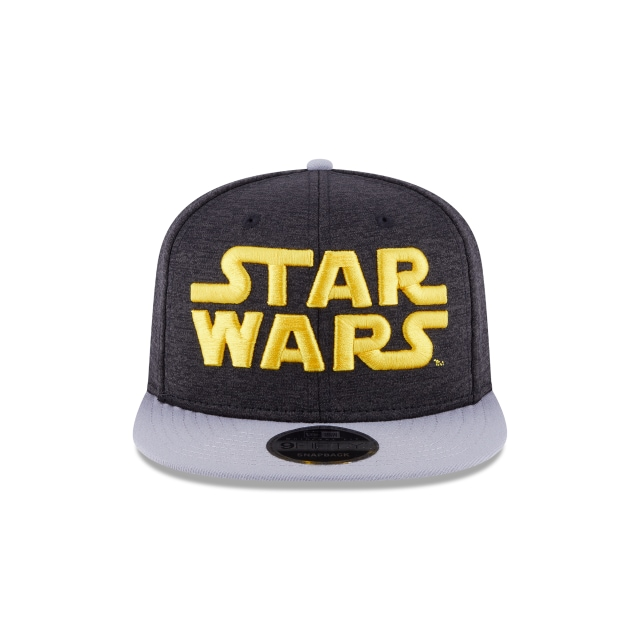 Star Wars Heather Huge Snap  9Fifty OF Snapback Vista frontal