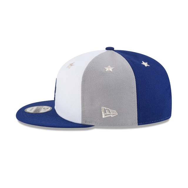 Los Angeles Dodgers MLB All-Star Game 2018  9Fifty Snapback Vista izquierda