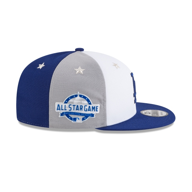 Los Angeles Dodgers MLB All-Star Game 2018  9Fifty Snapback Vista derecha