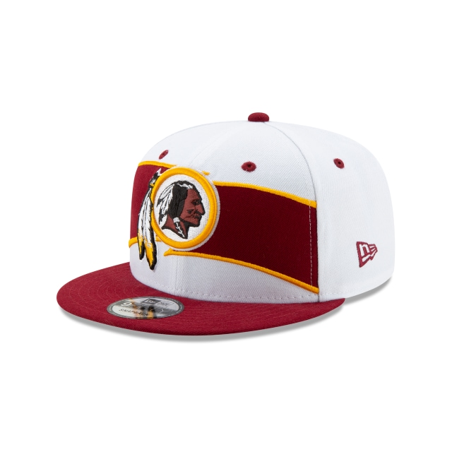 Washington Redskins NFL Thanksgiving 2018  9Fifty Snapback Vista izquierda tres cuartos