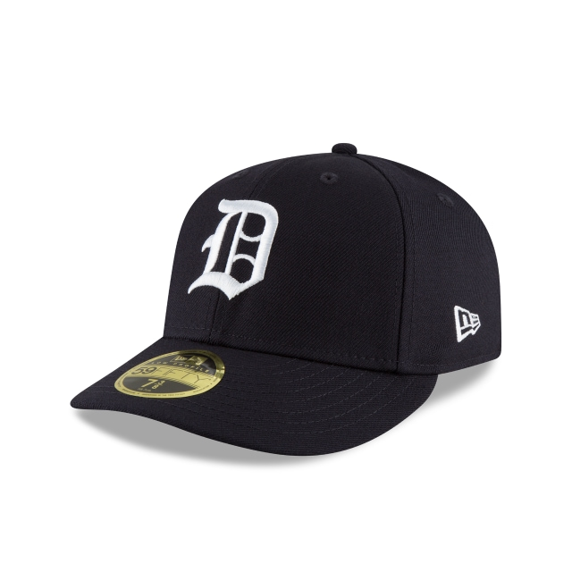 Detroit Tigers Tm Coops  59fifty Lp Cerrada | New Era Cap