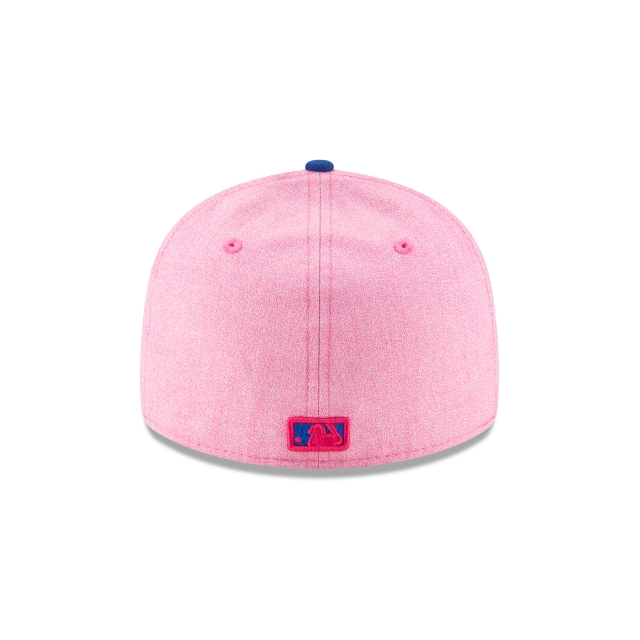 Toronto Blue Jays MLB Mothers Day 18 59Fifty LP Cerrada Vista trasera