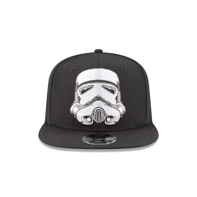 Storm Trooper Logo Grand  9fifty Of Snapback | Logo Grnd Snp Ent Caps | New Era Cap