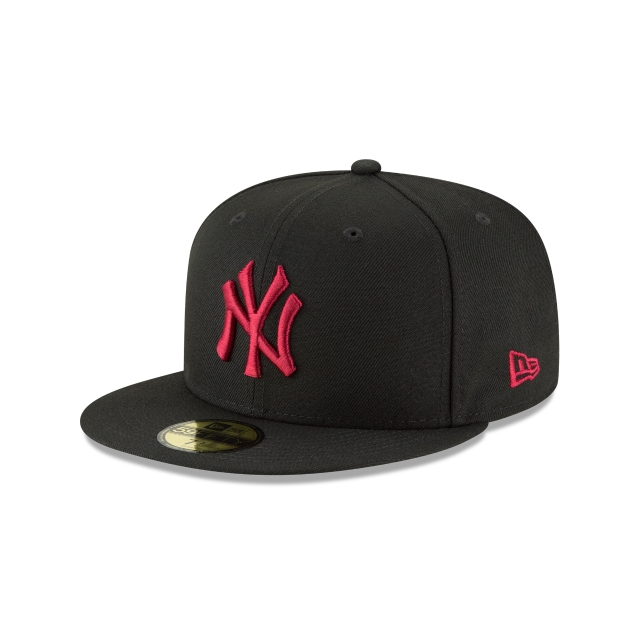 New York Yankees League Essential  59fifty Cerrada | New York Yankees Caps | New Era Cap