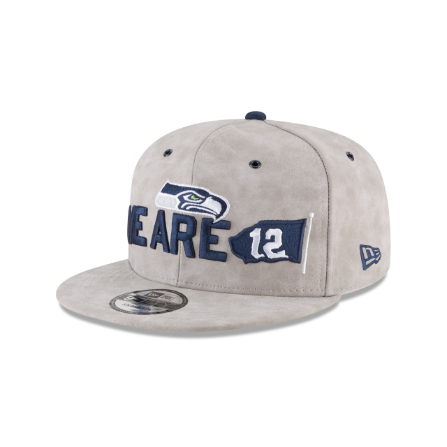 Seattle Seahawks Draft Nfl 2018 9fifty Snapback | New Era Cap