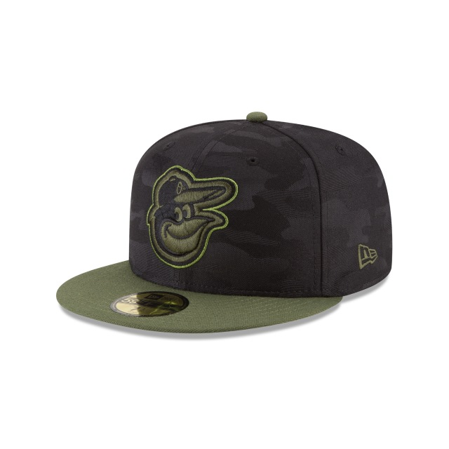 Baltimore Orioles Memorial Day  59fifty Cerrada | New Era Cap