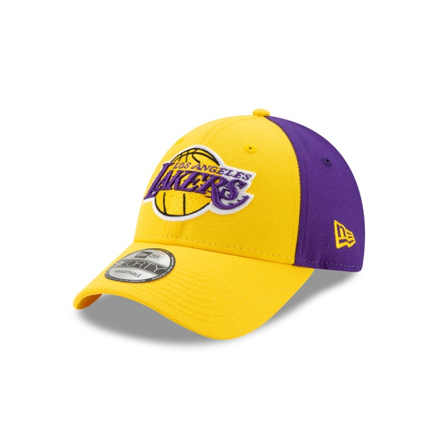 Los Angeles Lakers Nba Free Throw  9forty Strapback | La Lakers Caps | New Era Cap