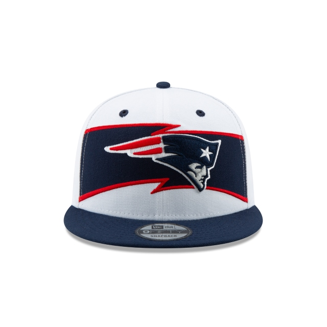 New England Patriots NFL Thanksgiving 2018  9Fifty Snapback Vista frontal