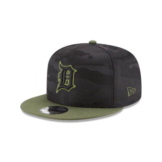 Detroit Tigers Memorial Day  9fifty Snapback | New Era Cap