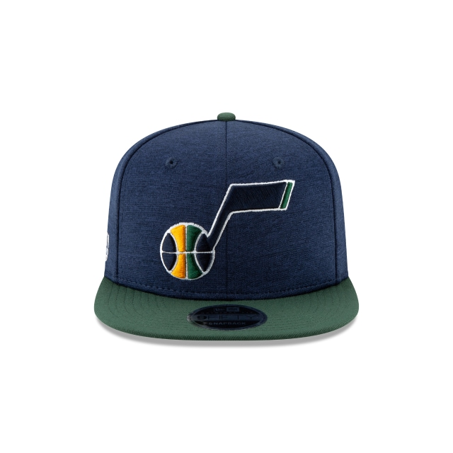 Utah Jazz NBA México City Games 2018 9Fifty OF Snapback Vista frontal