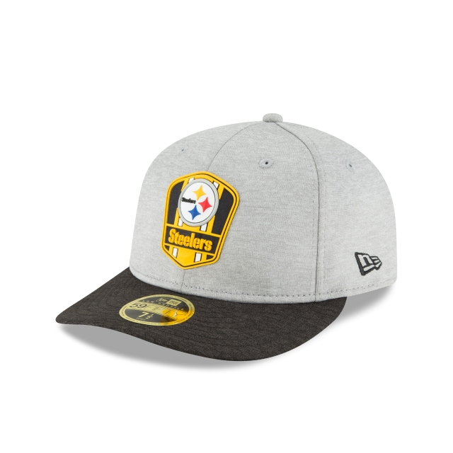 Pittsburgh Steelers Nfl Sideline Attack 59fifty Lp Cerrada | New Era Cap