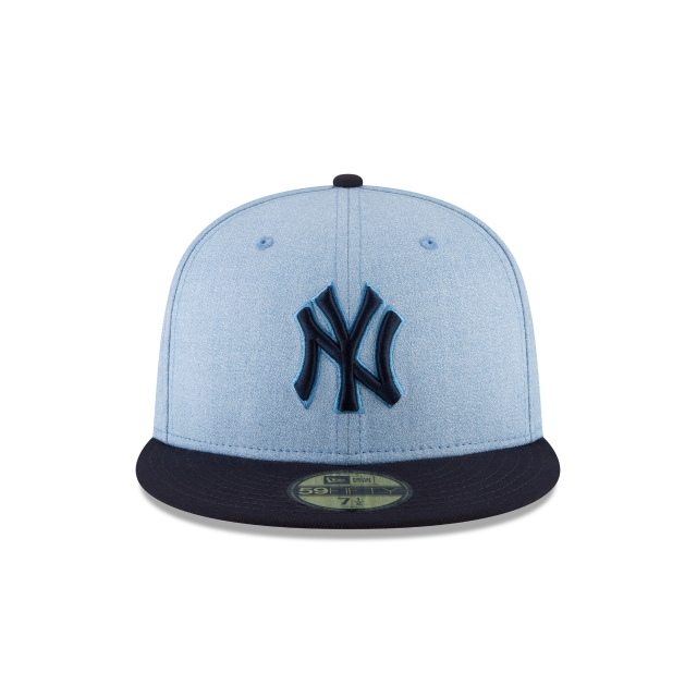 New York Yankees Father´s Day 18 59Fifty Cerrada Vista frontal