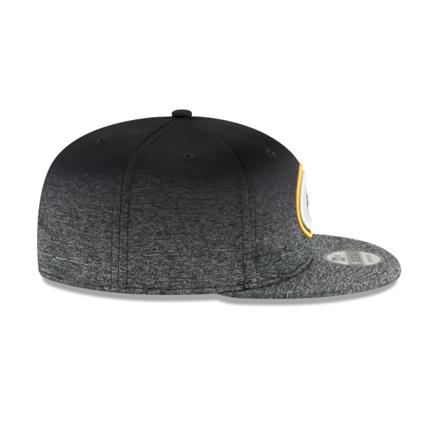 Green Bay Packers Shadow Fade  9fifty Snapback | Green Bay Packers Caps | New Era Cap