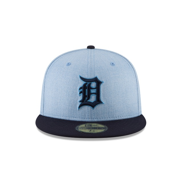 Detroit Tigers Father´s Day 18 59Fifty Cerrada Vista frontal