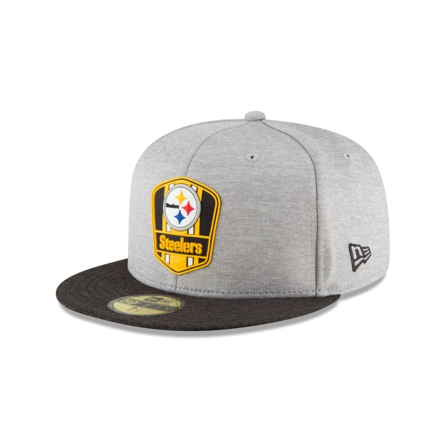 Pittsburgh Steelers Nfl Sideline Attack 59fifty Cerrada | New Era Cap