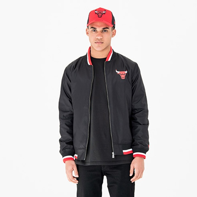 Chicago Bulls Team Varsity Chamarra | New Era Cap