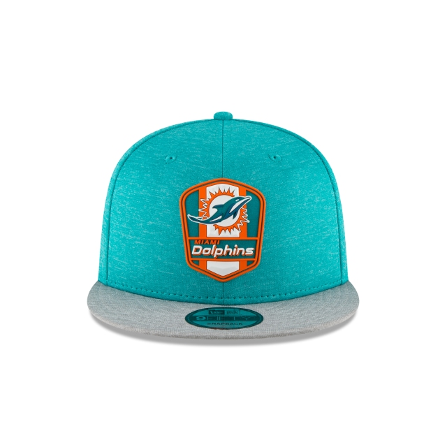 Miami Dolphins Nfl Sideline Attack 9fifty Snapback | Onf18 Sl Rd 950 Caps | New Era Cap