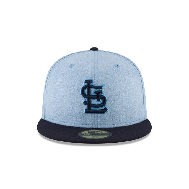 St. Louis Cardinals Father´s Day 18 59Fifty Cerrada Vista frontal