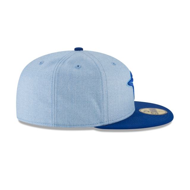 Toronto Blue Jays Father´s Day 18 59Fifty Cerrada Vista derecha