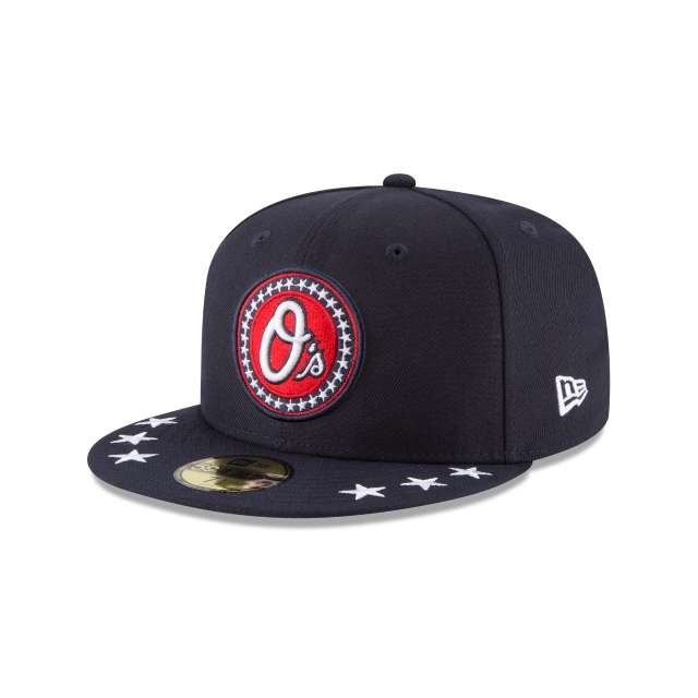 Baltimore Orioles Mlb All-star Game 2018  59fifty Cerrada | New Era Cap