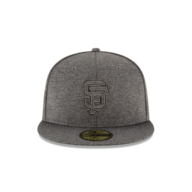 San Francisco Giants Clubhouse 2018  59Fifty Cerrada Vista frontal