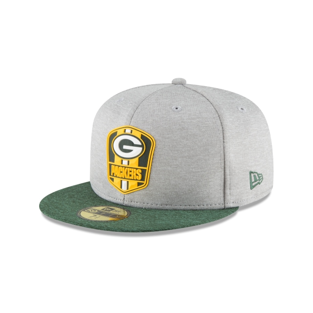 Green Bay Packers Nfl Sideline Attack 59fifty Cerrada | New Era Cap