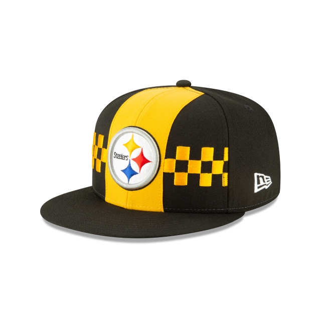 492902e7e0458 Gorra De Pittsburgh Steelers Nfl Draft 2019 59fifty Cerrada