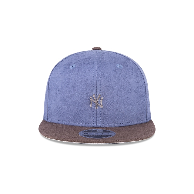 New York Yankees Soft Woven  9fifty Of Snapback | New York Yankees Caps | New Era Cap