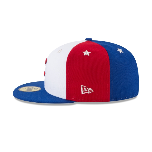 Chicago Cubs MLB All-Star Game 2018 Niño 59Fifty Cerrada Vista izquierda
