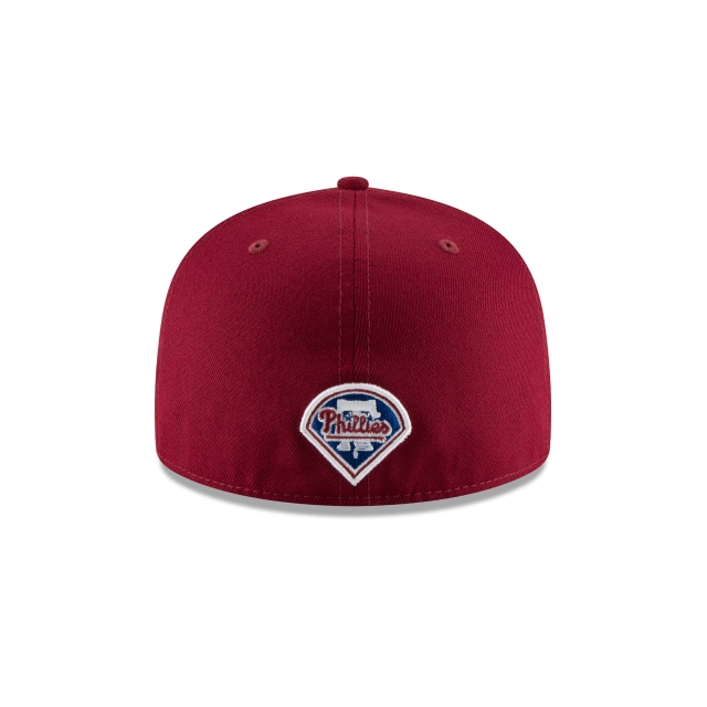 Philadelphia Phillies University Pack 59Fifty Cerrada Vista trasera
