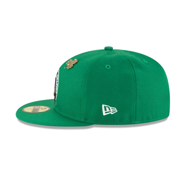 Boston Celtics Nba Draft 2018 59fifty Cerrada | Boston Celtics Caps | New Era Cap